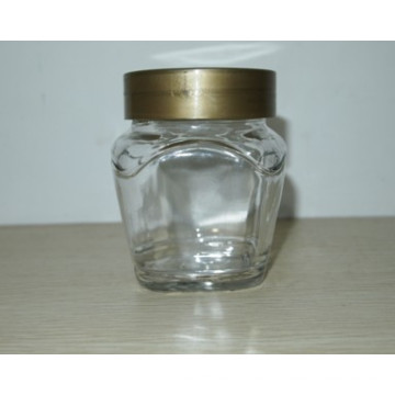 275ml Glass Coffee Jar